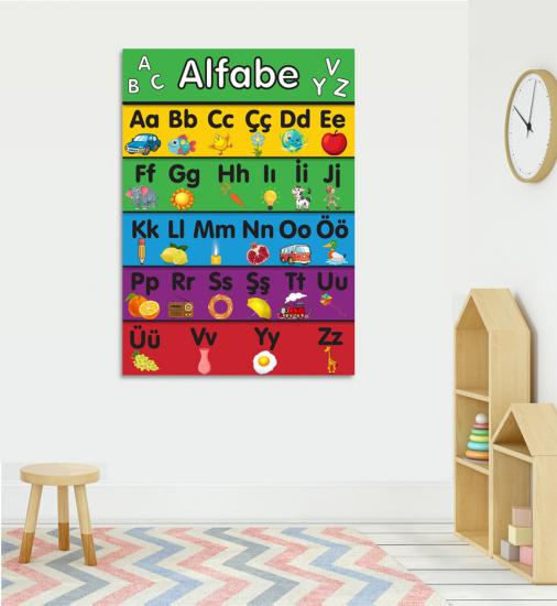 Alfabe Poster P3
